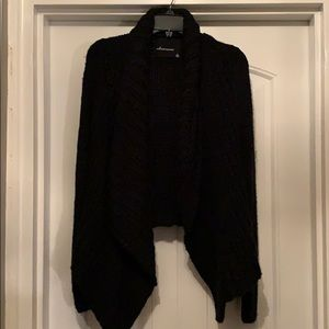 Oliviaceous Black Knit Sweater